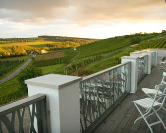 Trautwein - Das Winzerhotel Am La Roche - Flonheim - Balkon