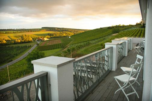 Trautwein - Das Winzerhotel Am La Roche - Flonheim - Balcony
