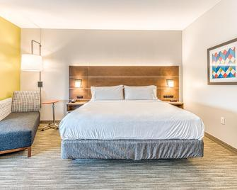Holiday Inn Express & Suites Rantoul - Rantoul - Спальня