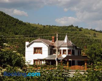 Pensiunea Casa Bianca Bucovina - Vama (Suceava) - Gebäude
