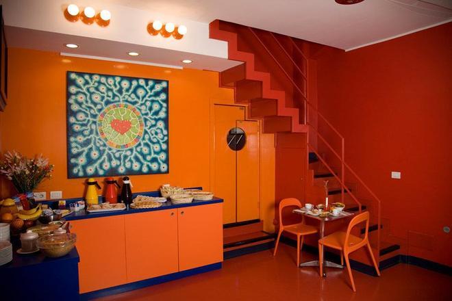Correra 241 Lifestyle Hotel - Νάπολη - Εστιατόριο