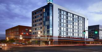 AC Hotel by Marriott Salt Lake City Downtown - Солт-Лейк-Сити - Здание