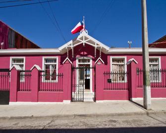 Bed And Breakfast El Mirador De Valparaiso - Valparaíso - Edificio