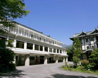 Nikko Kanaya Hotel - Nikko - Bygning