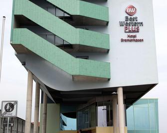 Best Western Plus Hotel Bremerhaven - Bremerhaven - Building
