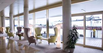Best Western Plus Hotel Bremerhaven - Bremerhaven - Reception