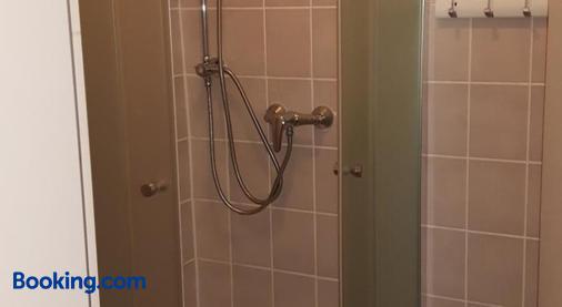 Hotel Plagwitzer Hof - Leipzig - Bathroom