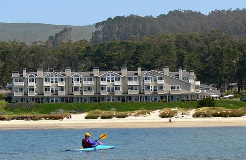 The Beach House Hotel Half Moon Bay - Half Moon Bay - Rakennus