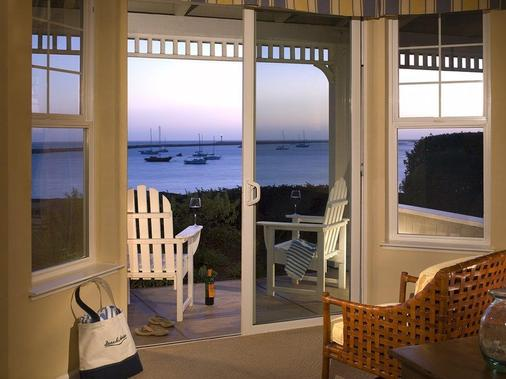 The Beach House Hotel Half Moon Bay - Half Moon Bay - Parveke