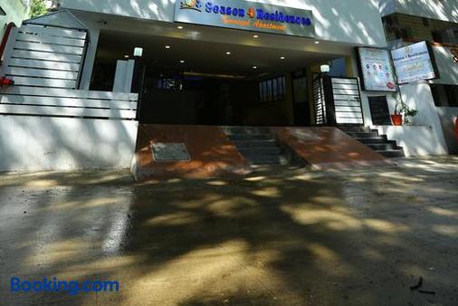 Season 4 Residences - Thiruvanmiyur - Chennai - Building