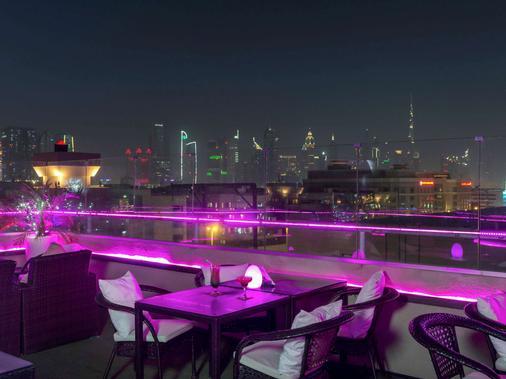 Mercure Gold Hotel Al Mina Road Dubai - Dubai - Balkon
