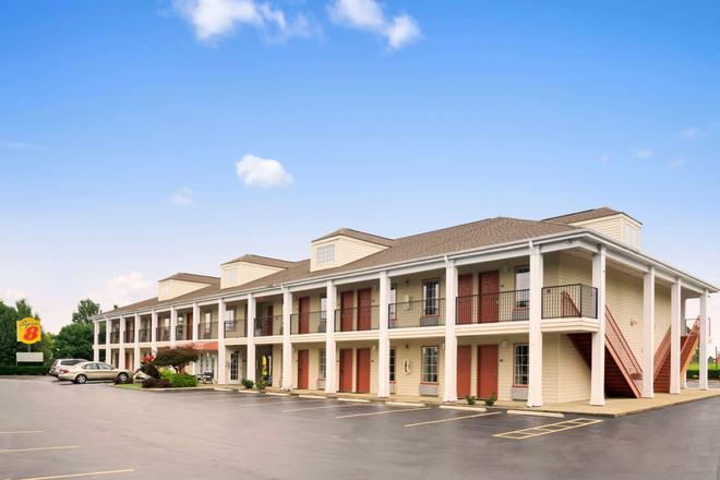 Super 8 by Wyndham Garner/Clayton/Raleigh - Garner - Building
