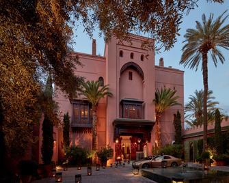 Royal Mansour Marrakech - Marrakesh - Building