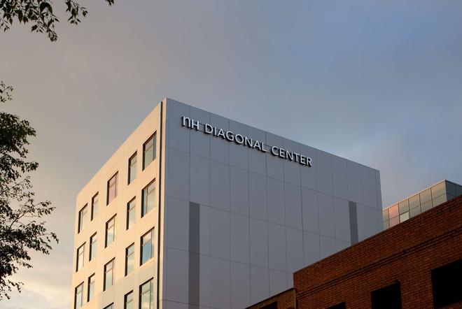 巴塞隆拿對角線中心 NH 酒店 - 巴塞隆拿 - 巴塞隆納 - 建築