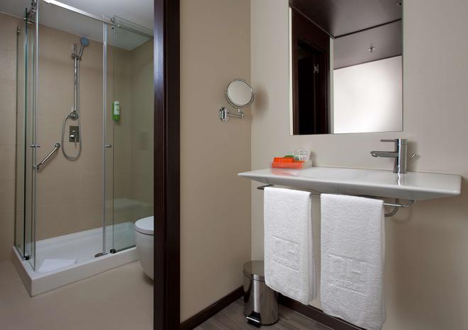 巴塞隆拿對角線中心 NH 酒店 - 巴塞隆拿 - 巴塞隆納 - 浴室