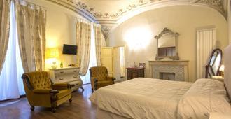 B&b Pantaneto Palazzo Bulgarini - Siena - Bedroom