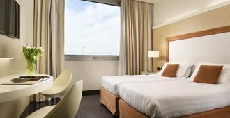 Hotel La Favorita - מנטואה - חדר שינה