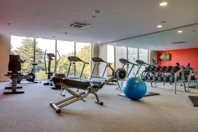 Park Inn Sandton - Sandton - Gym