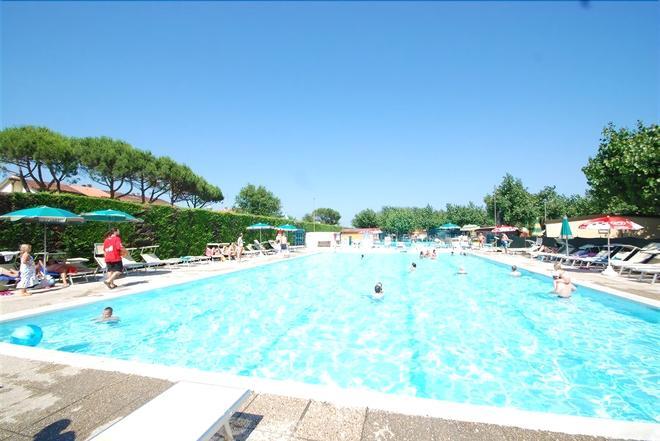 Camping Classe - Ravenne - Piscine