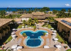 Hotel Aldeia da Praia - Ilhéus - Piscina