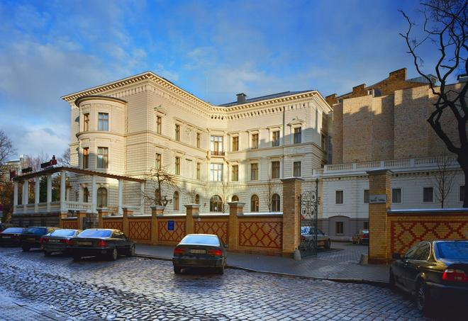 Europa Royale Riga - Riga - Edificio