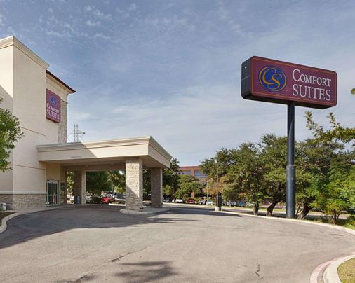 Comfort Suites Medical Center near Six Flags - San Antonio - Toà nhà