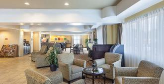 Comfort Suites Medical Center near Six Flags - San Antonio - Lounge