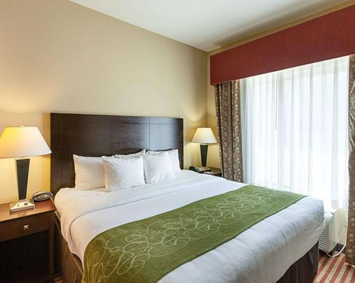 凱富醫療中心套房酒店近六旗樂園 - 聖安東尼奥 - 聖安東尼奧 - 臥室