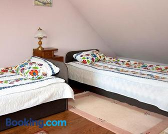 Chata Na Krańcu Świata - Masłów - Bedroom