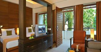 Golkonda Resorts & Spa - Hyderabad - Wohnzimmer