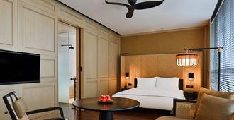 The RuMa Hotel and Residences - Kuala Lumpur - Bedroom