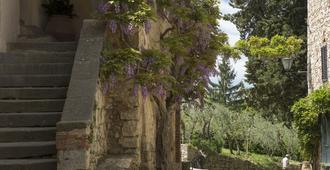 Castello di Fonterutoli - Castellina in Chianti - Näkymät ulkona