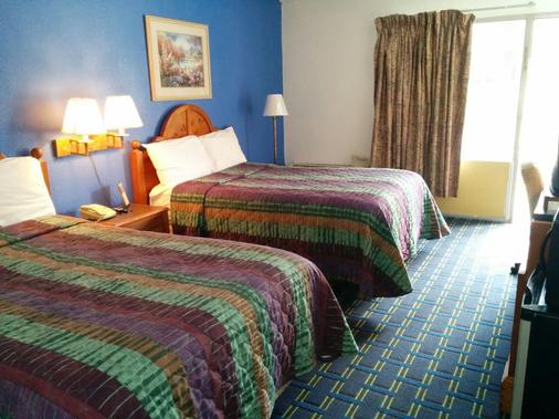 Value Lodge - Gainesville - Bedroom