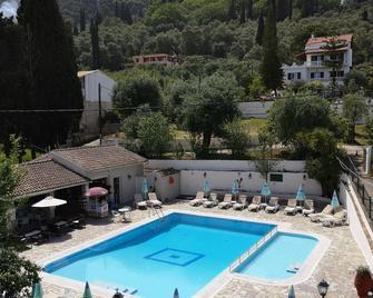 Elli-Marina Studios & Apartments - Benitses - Pool