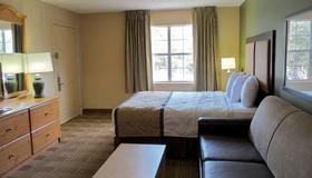 Extended Stay America Suites - Salt Lake City - Sugar House - Salt Lake City - Schlafzimmer