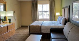 Extended Stay America Suites - Salt Lake City - Sugar House - סולט לייק סיטי - חדר שינה