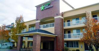 Extended Stay America - Salt Lake City - Sugar House - Salt Lake City - Building