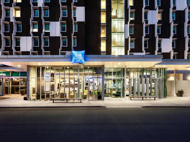 ibis budget 奥克蘭機場酒店 - 奧克蘭 - 建築