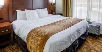 Comfort Suites Kansas City - Liberty - Kansas City - Bedroom