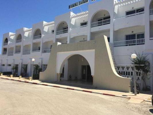 Residence Kantaoui - Port El-Kantaoui - Bâtiment