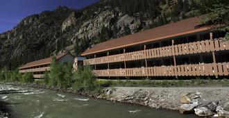 Hot Springs Inn - Ouray - Κτίριο