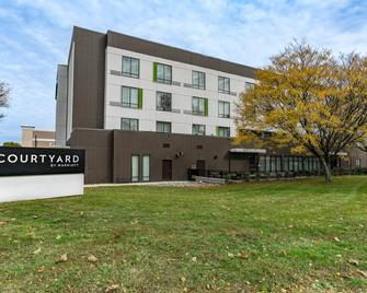 Courtyard by Marriott West Springfield - West Springfield - Building
