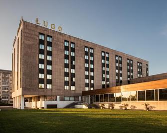 Eurostars Gran Hotel Lugo - Lugo - Building