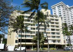 Castle Waikiki Grand Hotel - Гонолулу - Building