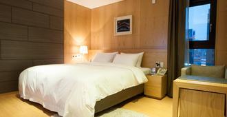 Rian Hotel - סיאול - חדר שינה