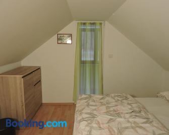 Apartments Gubanec - Spodnji Brnik - Slaapkamer