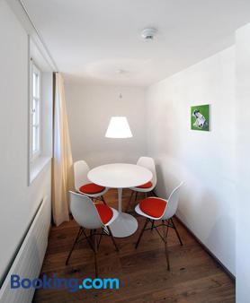 Hotel Sternen - Lenk im Simmental - Dining room