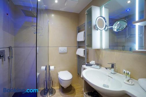 Aktivhotel SantaLucia - Torbole - Phòng tắm