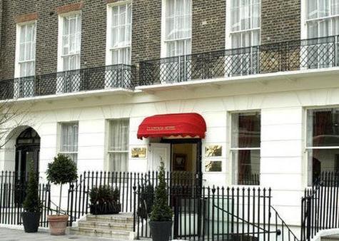Grange Clarendon - Londra - Edificio