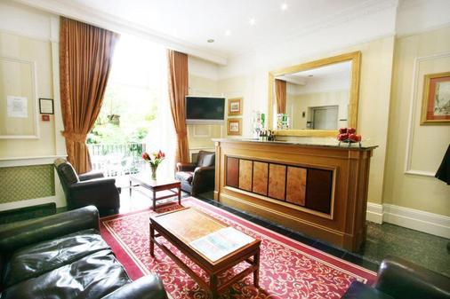 Grange Clarendon - Londra - Ingresso
